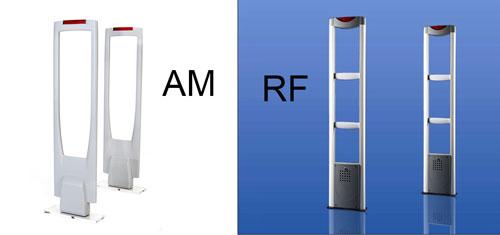تفاوت گیت فروشگاهی AM و گیت فروشگاهی RF