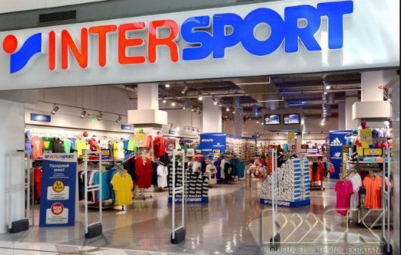 گیت فروشگاهی برای فروشگاه لوازم ورزشی