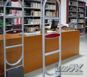 گیت امنیتی کتابخانه