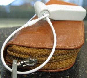 دزدگیر کیف و کفش