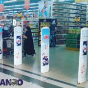 دزدگیر هایپرمارکت